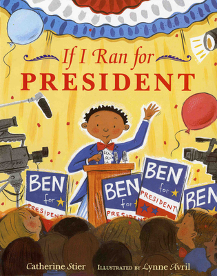 If I Ran for President Cover Image