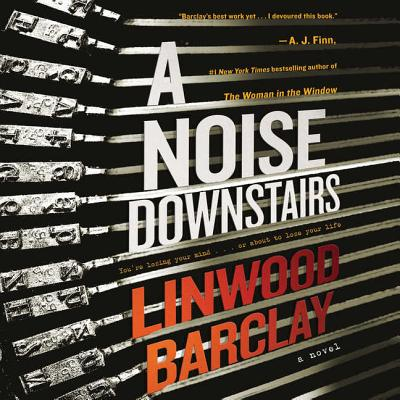 A Noise Downstairs Lib/E Cover Image