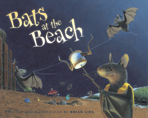 Bats at the Beach Cover