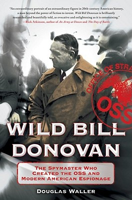 Wild Bill Donovan Cover