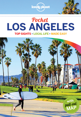 Lonely Planet Pocket Los Angeles 5 Cover Image