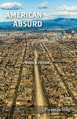 Cover for American Absurd