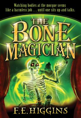 The Bone Magician Cover Image