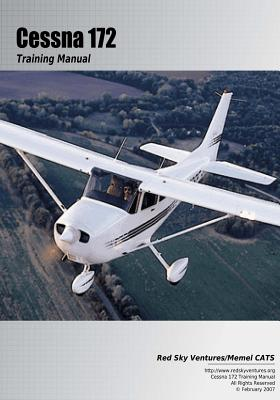 Cessna 172 Training Manual Cover Image