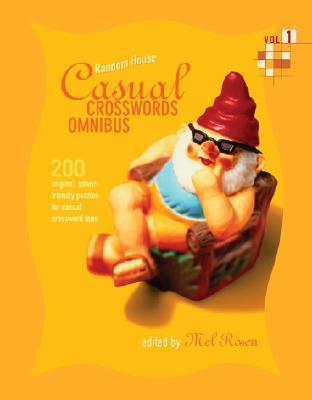 Casual Crossword Omnibus Cover