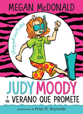 Judy Moody y un verano que promete / Judy Moody and the NOT Bummer Summer Cover Image