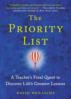 The Priority List Cover