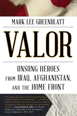 Valor: Unsung Heroes from Iraq, Afghanistan, and the Home Front Cover Image