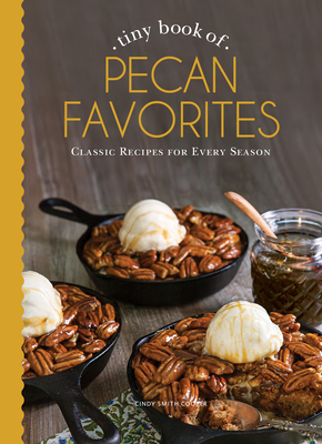 Tiny Book of Pecan Favorites Cover Image