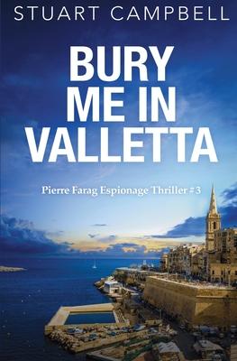 Bury me in Valletta Cover Image