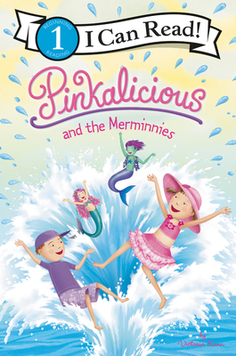Pinkalicious and the Merminnies (I Can Read Level 1) Cover Image