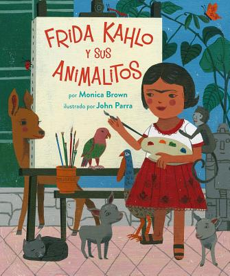Frida Kahlo y sus animalitos Cover Image