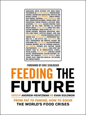 Cover for Feeding the Future