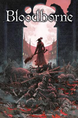 Bloodborne: The Death of Sleep Cover Image