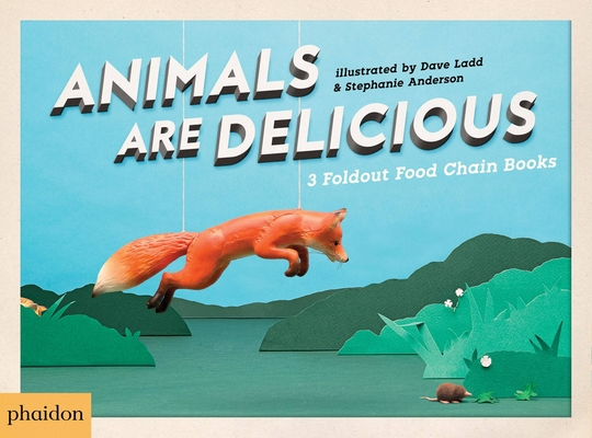 Cover for Animals Are Delicious