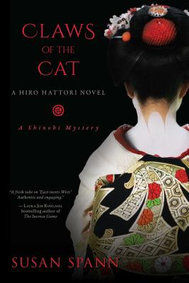 Claws of the Cat: A Hiro Hattori Novel (A Shinobi Mystery #1) Cover Image