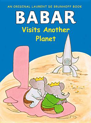 Babar Visits Another Planet Cover