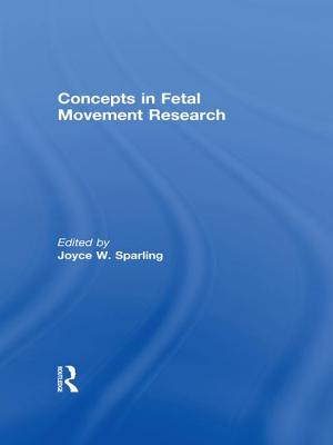 Concepts in Fetal Movement Research Cover Image