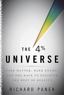 The 4 Percent Universe Cover