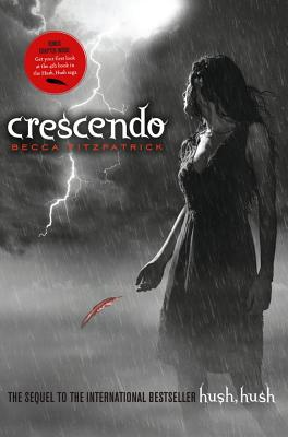 Crescendo (The Hush, Hush Saga) Cover Image