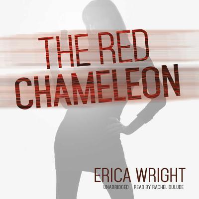 The Red Chameleon Lib/E Cover Image