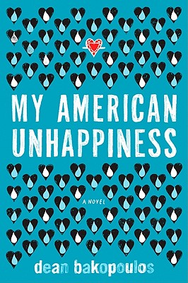 My American Unhappiness Cover