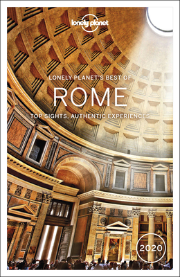 Lonely Planet Best of Rome 2020 (Best of City) Cover Image