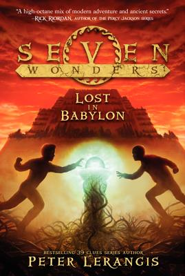 Seven Wonders Book 2: Lost in Babylon Cover Image