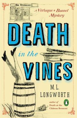 Death in the Vines Cover