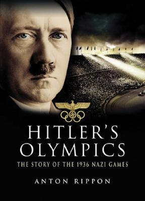 Cover for Hitler's Olympics