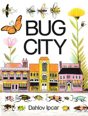 Bug City Cover Image