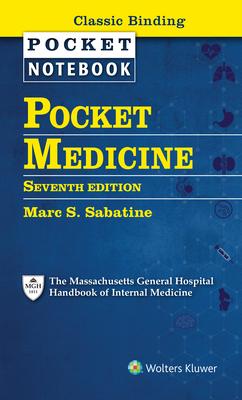 Pocket Medicine: The Massachusetts General Hospital Handbook of Internal Medicine Cover Image