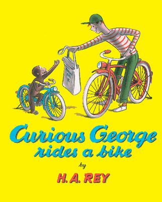 Curious George Rides a Bike Cover