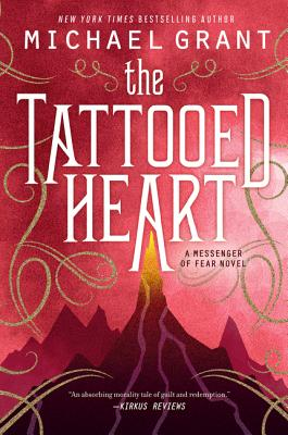 The Tattooed Heart (Messenger of Fear #2) Cover Image