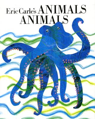 Eric Carle's Animals, Animals Cover
