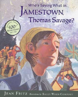 Who's Saying What in Jamestown, Thomas Savage? Cover