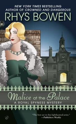 Malice at the Palace (A Royal Spyness Mystery #9) Cover Image