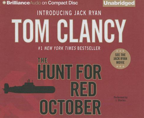 The Hunt for Red October (Jack Ryan Novels) Cover Image