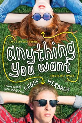 Anything You Want Cover Image