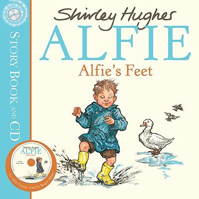 Cover for Alfie's Feet