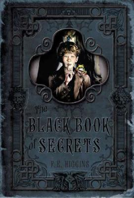 The Black Book of Secrets Cover