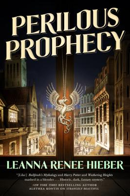 Perilous Prophecy: A Strangely Beautiful Novel Cover Image