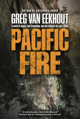 Pacific Fire (Daniel Blackland #2) Cover Image