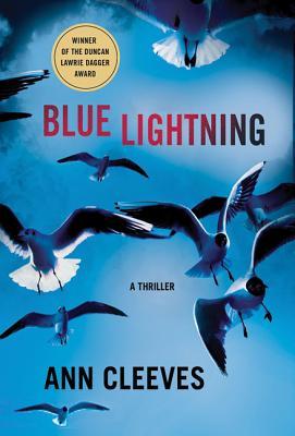Blue Lightning: A Thriller (Shetland Island Mysteries #4) Cover Image