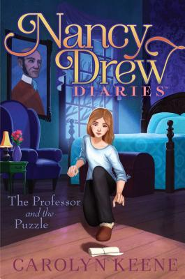 The Professor and the Puzzle Cover Image