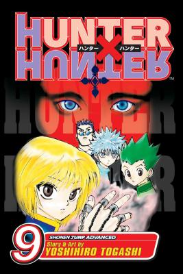 Hunter x Hunter, Vol. 9 Cover Image