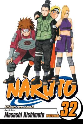 Naruto, Vol. 32 cover image