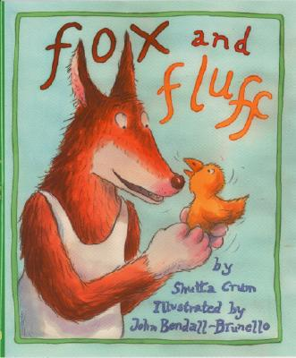 Fox and Fluff Cover