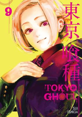 Tokyo Ghoul, Vol. 9 cover image