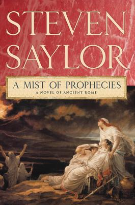 A Mist of Prophecies: A Novel of Ancient Rome (Novels of Ancient Rome #9) Cover Image
